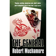 The Cherub Series by Robert Muchamore