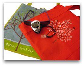 sunglasses bag walk grocery pedometer reuseable