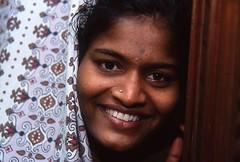 Selverani (Peter Schnurman) Tags: woman india tamilnadu servant dalit untouchable kanchipurim