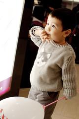 (Benja.Wang) Tags: boy 35mm sony taiwan ethan taipei a900