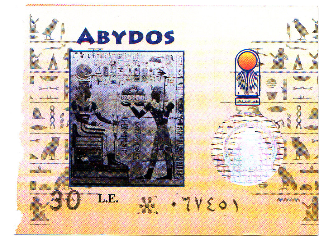 Ticket to Abydos