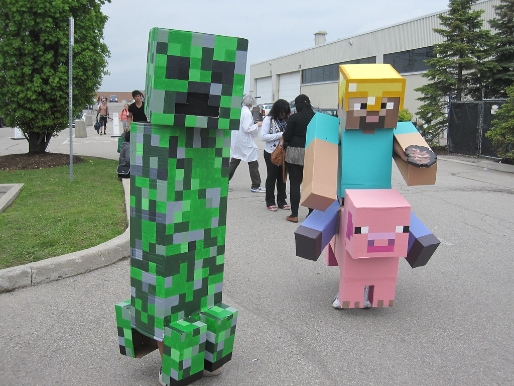 The World's Best Photos of bacon and cosplay - Flickr Hive Mind
