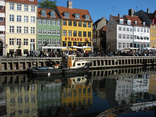 Nyhavn and Autumn