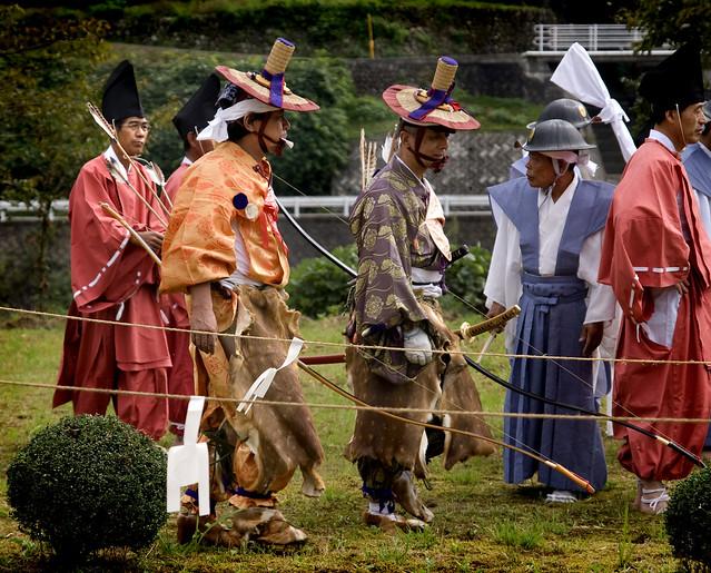 Yabusame Riders