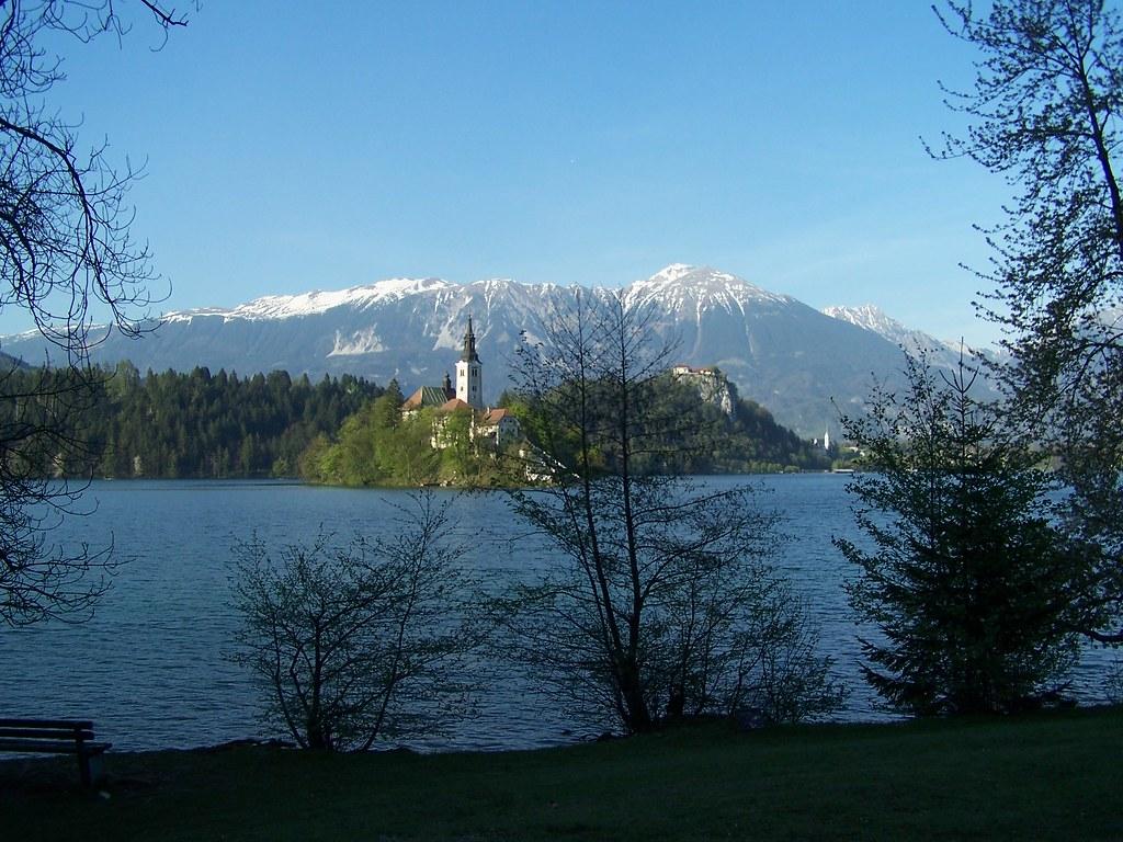 Panorama di Bled