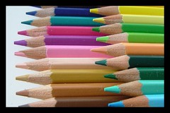Pencils!!! (angelicchiatrullall (yeppa!)) Tags: color pencil colore framed lapiz crayon angela farbe tinte couleur bleistift matite mywinners aplusphoto angelicchiatrullall colourartaward massagni