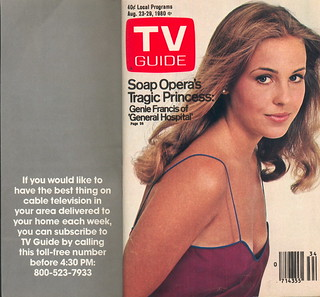 TV Guide #1430 (flap open)