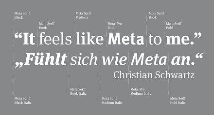 FF Meta Serif