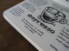 Espresso Sketchtoon
