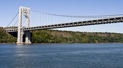 George Washington Bridge (pgengler) Tags: bridge georgewashingtonbridge