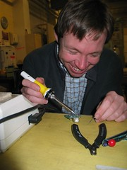 brian soldering