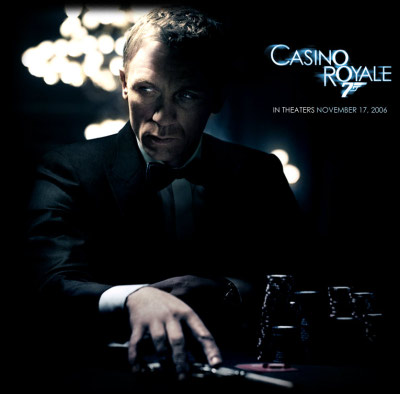 casino royale - poster