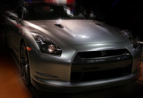 Autoshow: Nissan GTR