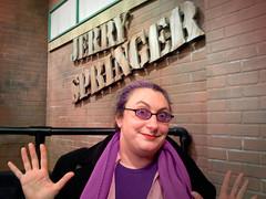 FOF #665 - Freaking Jerry Springer - 12.11.07