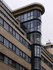 Ibex Building, London (Metropol 21) Tags: building london architecture 1930s unitedkingdom modernism landmark artdeco curved 1937 streamlinemoderne ibexhouse