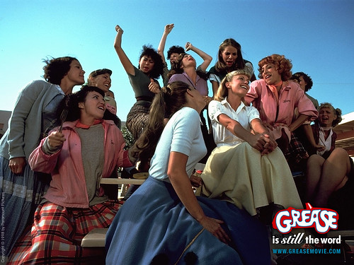 Grease Is Still the Word, Apparently