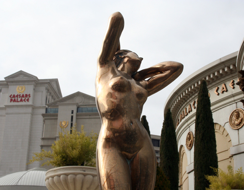 Naked Caesar's