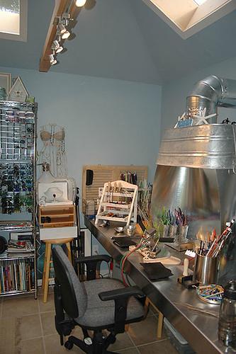 My Lampwork Studio