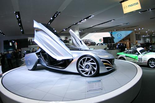 Mazda Furai (Мазда Фураи) фотки