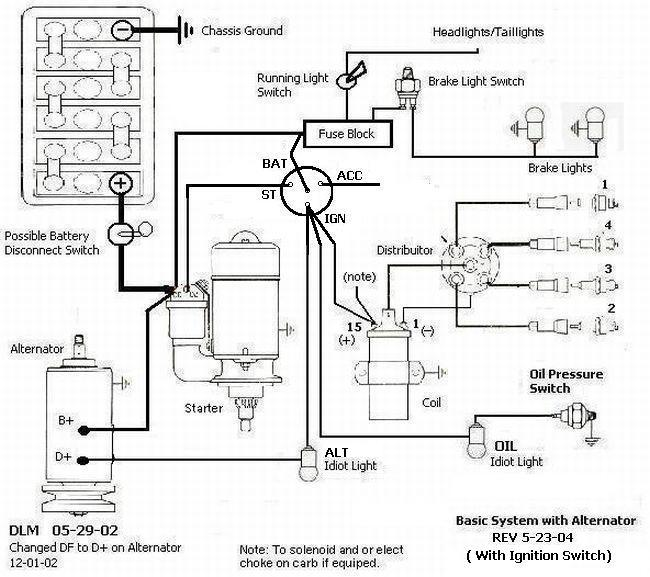 2218094112_63f57b4141_o thesamba com hbb off road view topic universal ignition vw ignition switch wiring diagram at sewacar.co