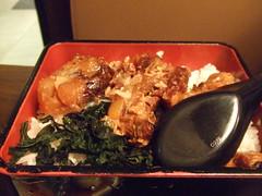 豬軟骨定食
