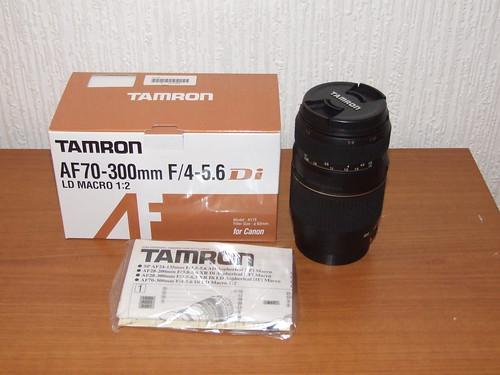 Tamron 70-300mm