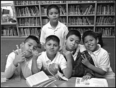 3rd grade bilingual boys (yaxchibonam) Tags: bodylanguage salinas mexicanos teaching schools teachers immigration bilingual 3rdgrade