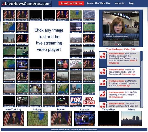 LiveNewsCameras.com