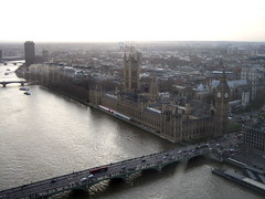 Houses of Parliament (shadowlite) Tags: london thames skyline river view londoneye parliament bigben milleniumwheel clocktower houseofparliament victoriatower westminsterpalace victoriatowergardens