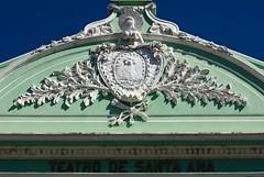 Santa Ana Theatre Crest