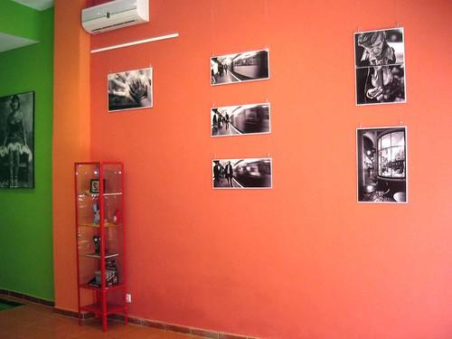 Pupa Tattoo Granada reception2 · Exposición de Bruno en Pupa Tattoo Granada
