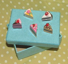 Layers Cakes Charms (Polymer Clay) (yifatiii) Tags: ceramica cakes cake studio pc yummy keychain phone sweet handmade chocolate cream cellphone cell charm polymerclay fimo biscuit clay zipper earrings pincushion etsy cushion charms pendant kato spongecake plastica premo polyclay arcilla ceramicaplastica pastesintetiche coldporcelain polimerica prosculpt arcillapolimerica arcillaspolimericas arcillaspolimricas porcelanaenfro yifatiii layerscakes porcelanaenfrio