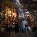 Walking through the souks in Marrakesh