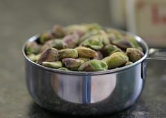 Sicilian Pistachio Bars