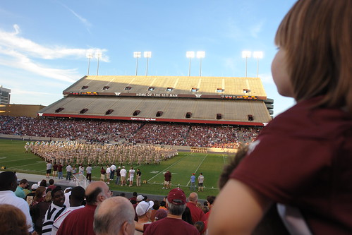 The Ags Go Marching On
