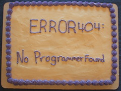 404 Programmer Not Found