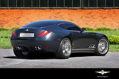 Carrozzeria Touring Maserati A8 GCS 3