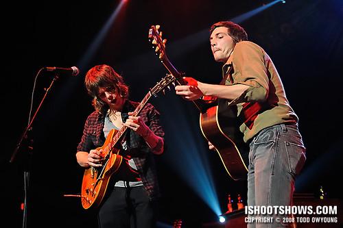 Augustana @ the Chaifetz Arena -- 2008.04.26