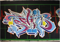 Setik_One (Setik01) Tags: urban streetart holland art netherlands graffiti design sketch paint tag letters nederland culture style page hiphop spraypaint piece aerosol spraycan hoofddorp blackbook subculture waalwijk tasy setik