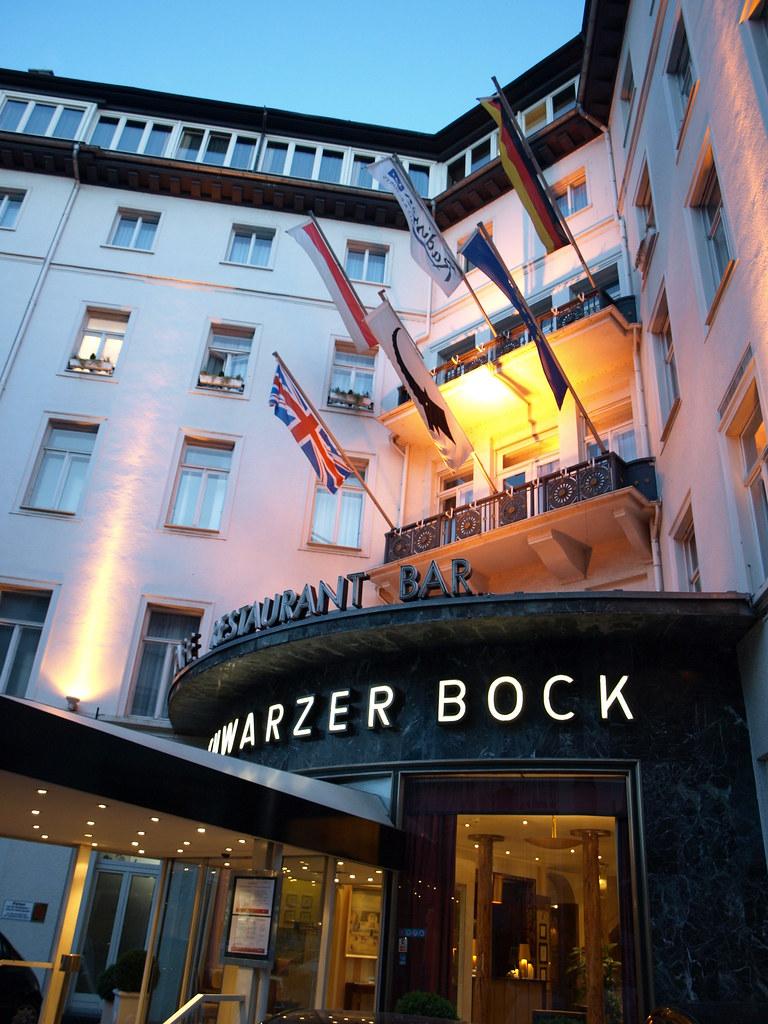 Schwarzer Bock Hotel - Wiesbaden, Germany