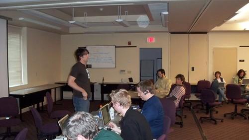 Lightning Talks and Presentations 3