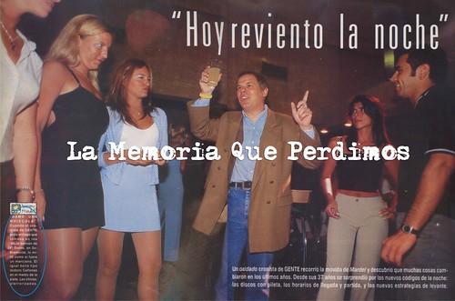 Investigacion GENTE 1995