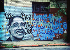 Obama Street art 3