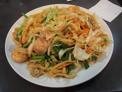 Shanghai Fried Noodle @ Yan Yan, Sangenjaya, Tokyo, Japan