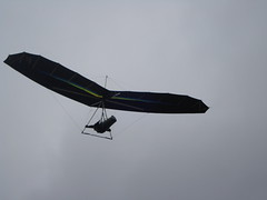 hangglider fly away (sixanne) Tags: fortfunston hangliders