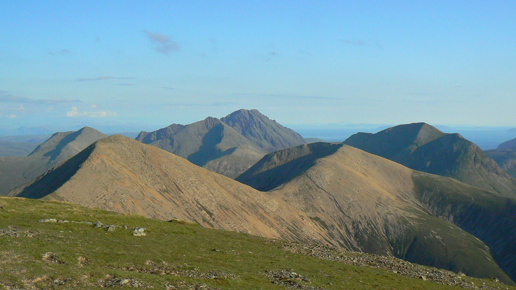 The Red Cuillin of Skye