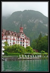 while sailing through lake luzern (nisanth) Tags: lake alps nature landscape lumix luzern panasonic mount fz50 rigi
