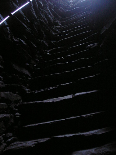 Stairs, broch
