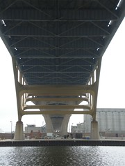 Underneath The Hoan Bridge