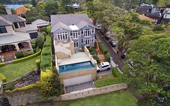 35 The Point Road, Hunters Hill NSW